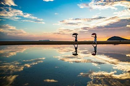 父母滨海岸 image