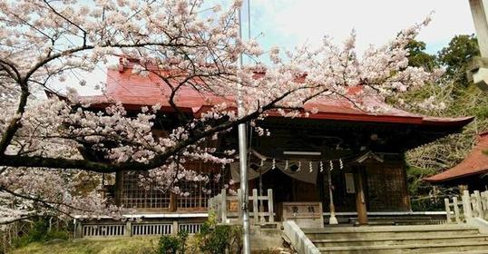 長者山新羅神社 image