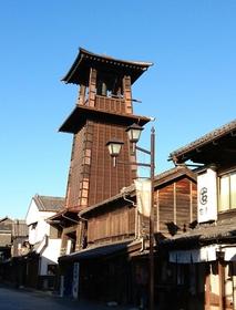 Ichibangai Kurazukuri-no-machinami historic street image