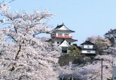 Wakuya Castle site image