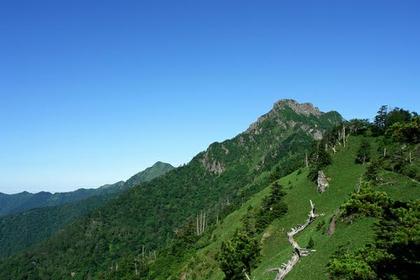 石鎚山 image