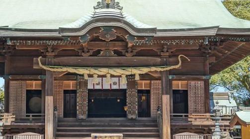 Suitengu Shrine image