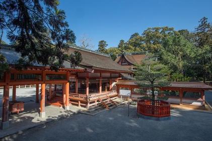 Kashiigu Shrine image