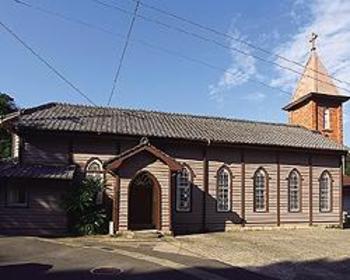 旧鲷之浦教会堂 image