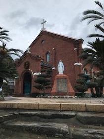 天主教黑崎教会 image