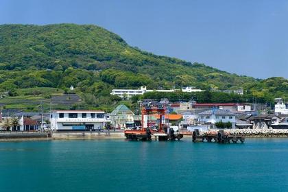 Kuchinotsu Port image