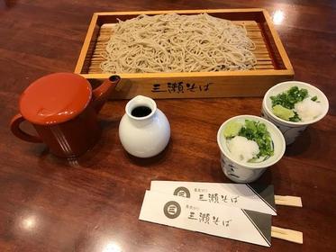 三濑荞麦面 image