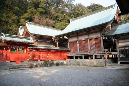 Yusuhara Hachimangu Shrine image