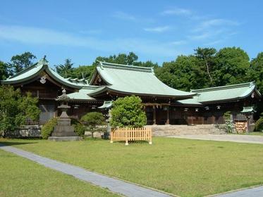Oita Gokoku Jinja Shrine image