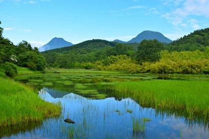 神乐女湖 image