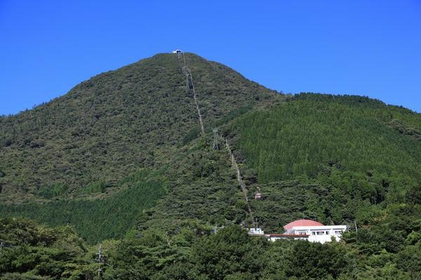 鹤见岳(阿苏九重国立公园) image