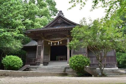 江田神社 image