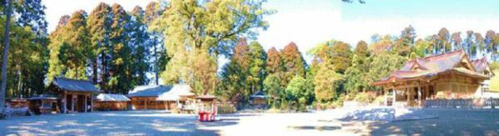 都农神社 image