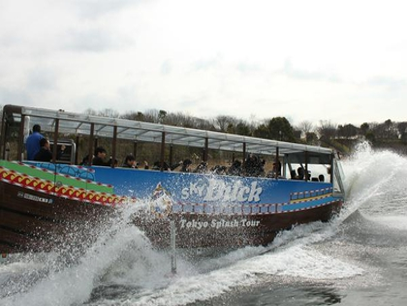 水陸兩棲巴士「SKY Duck」 image