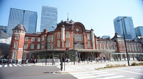 Tokyo Station Gallery image
