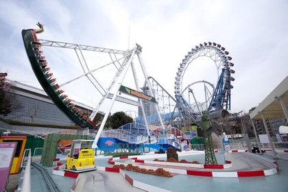 Tokyo Dome City Attractions image