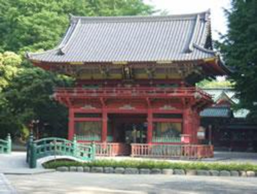 根津神社 image