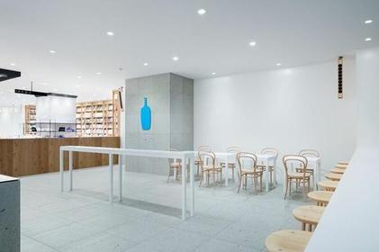 BLUE BOTTLE COFFEE 시나가와 카페 image