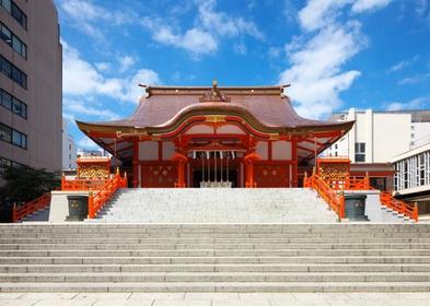 花園神社 image