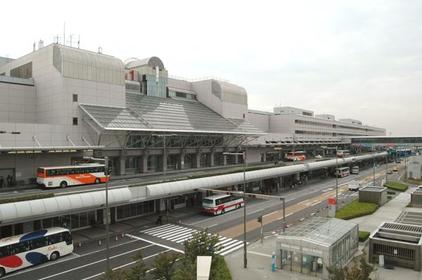 羽田机场国内线航站楼(BIG BIRD) image