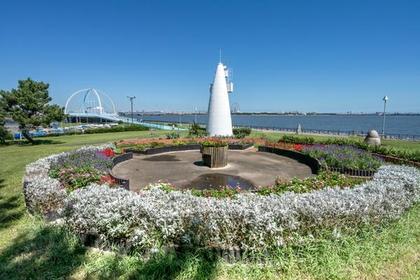 若洲海滨公园 image