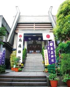 烏森神社 image