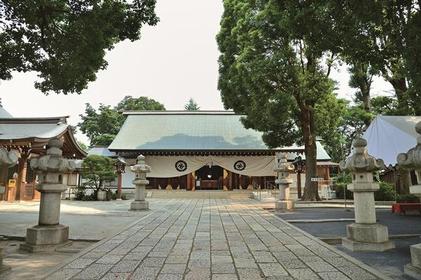 松陰神社 image