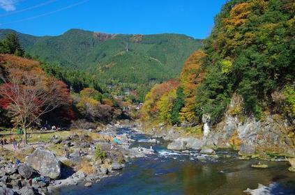 Mitake Gorge image