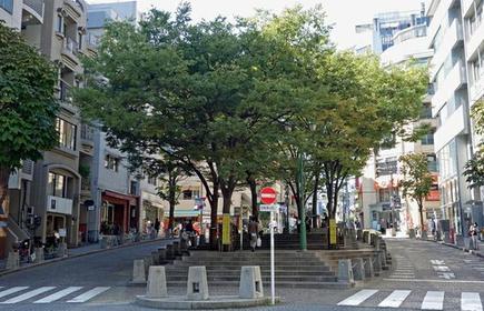 麻布十番商店街 image