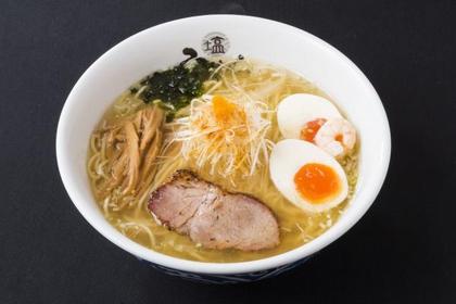 盐拉面专卖Hirugao 东京站店 image