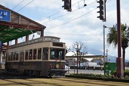 觀光小火車「Kagoden」 image