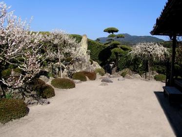佐多直忠邸庭園 image