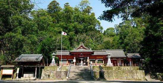 Kamou Hachiman Shrine image