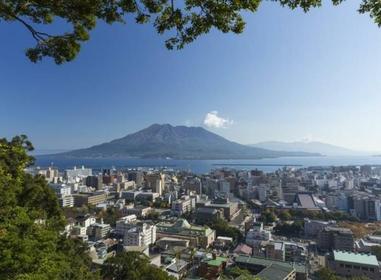 城山展望台 image