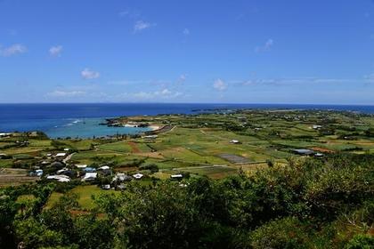 与論島 image