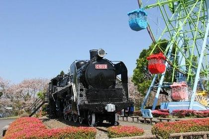 国分城山公園 image