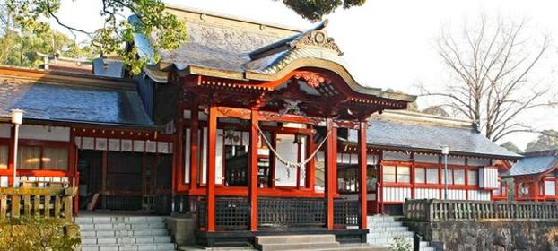 Kagoshima Jingu Shrine image