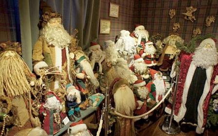 クリスマスの森 サンタクロース ミュージアム image