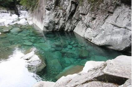面河渓 image