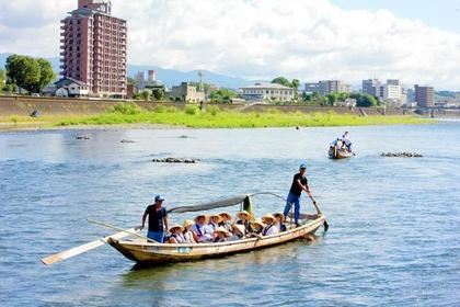 くま川下り image