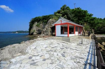 Awashimasha Shrine / Awashima Park image