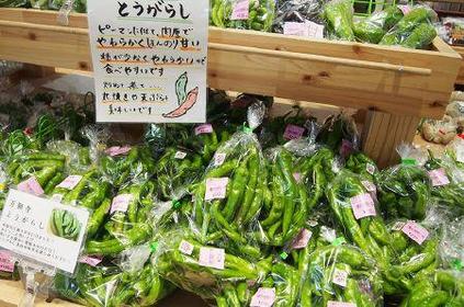 じねんと市場(関西広域連合域内直売所) image