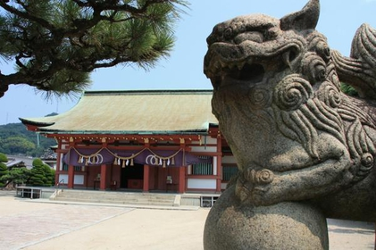 龜山神社 image