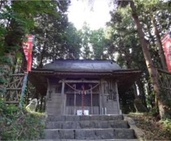 釣石神社 image