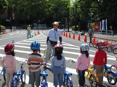 神宮外苑サイクリングコース image