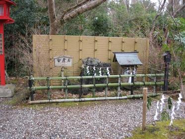 鍬山神社 image