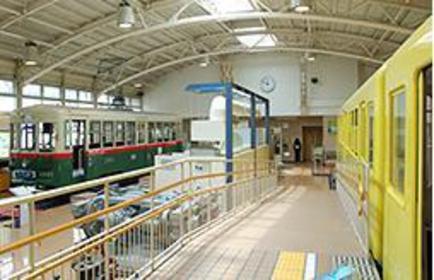 名古屋市市電・地下鉄保存館 レトロでんしゃ館 image