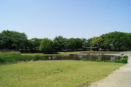 清濑金山绿地公园 image
