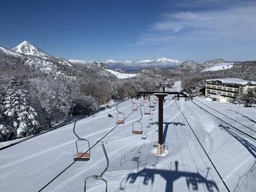 志賀高原 横手山・渋峠スキー場 image