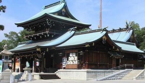 遠石八幡宮 image